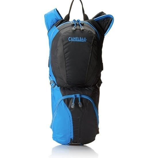 Lobo camelbak 100 OZ - backpack Packs (black and blue)