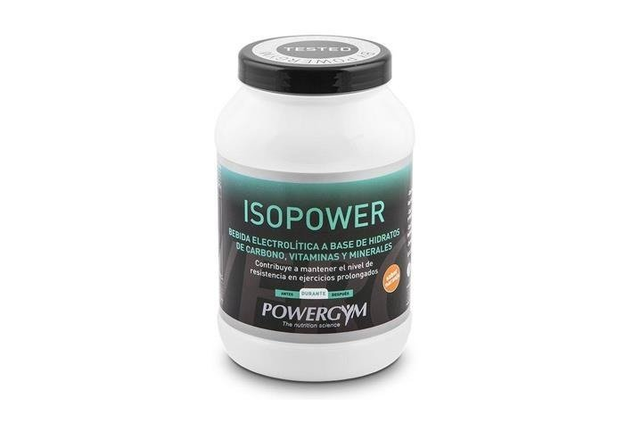 Powergym Isopower (1600g) - isotonic drink