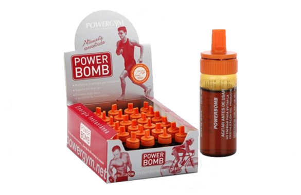 Powergym Powerbomb (30 ampoules) - drink before training