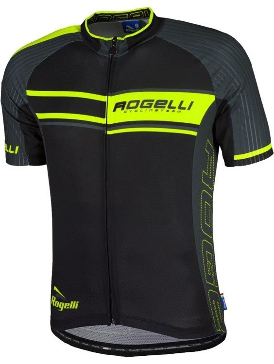 Rogelli Andrano - men's bicycle (black and yellow)