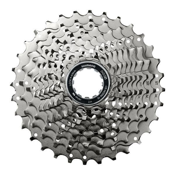 Shimano Tiagra CS-HG500 - Cassette 10 government 11-34T