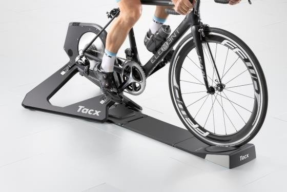 Tacx Neo Track - frame control