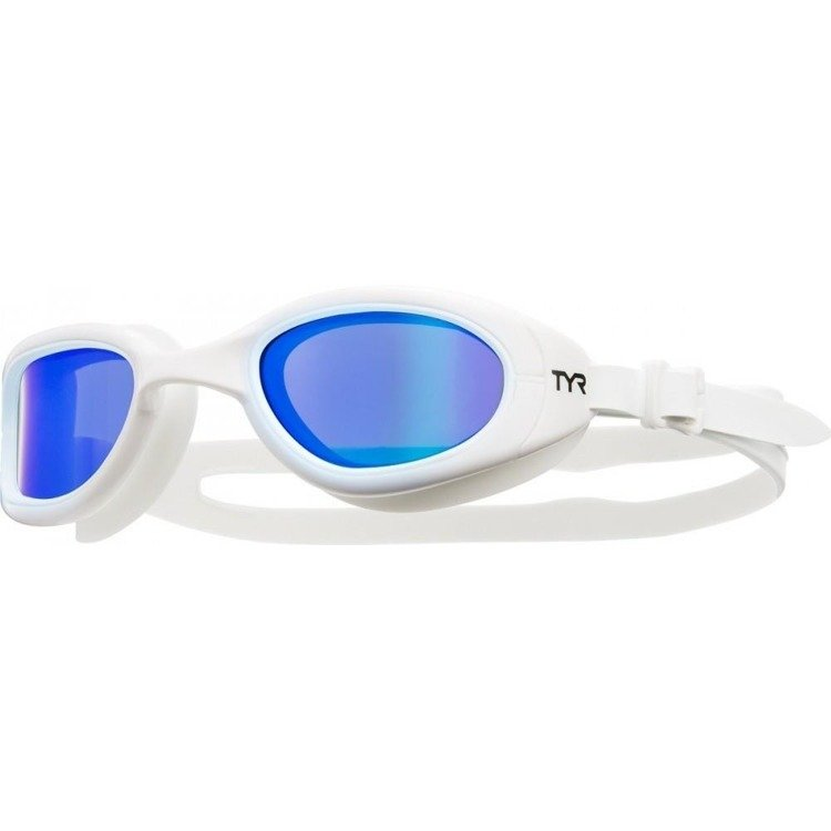 Tyr SPECIAL OPS 2.0 Small - swimming googles (white)