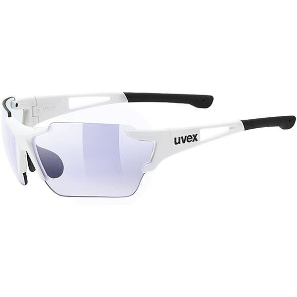 Uvex Sportstyle 803 Race VM - Sunglasses (White)